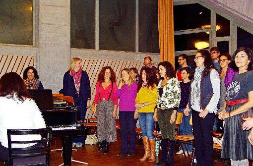 Singen gehört zum Erbgut der Stadt