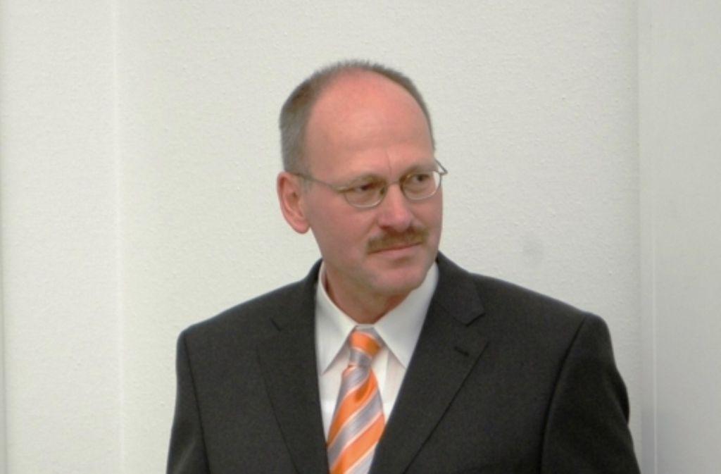 Vom Justizministerium zur Generalstaatsanwaltschaft: Achim Brauneisen Foto: Foto. StZ