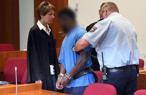 Mann aus Ghana soll 13 Jahre ins Gefängnis