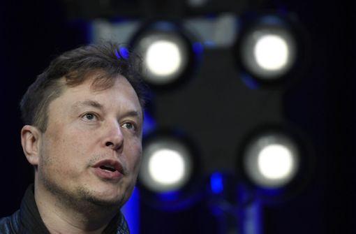 Musk will  Schnäppchen-Elektroauto für 25.000 Dollar bauen