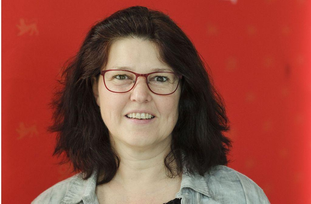 Die Stuttgarter Bundestagsabgeordnete Ute Vogt sagt zu einer möglichen Koalition mit der CDU: Darüber werden die SPD-Mitglieder abstimmen. Foto: Lichtgut/Leif Piechowski
