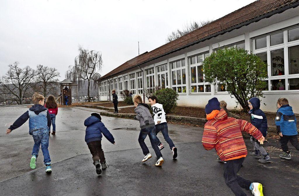 Der Gesundheitsbericht zeigt: Die meisten Kinder in Untertürkheim sind gesund und entwickeln sich altersgemäß. Doch in Sachen Zahngesundheit schneidet der Bezirk insgesamt schlecht ab. Foto: Georg Linsenmann