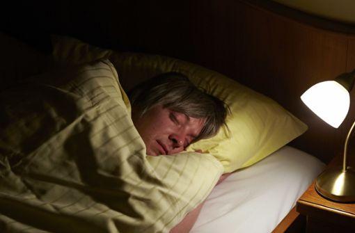 Jeder Fünfte im Südwesten hat Schlafstörungen