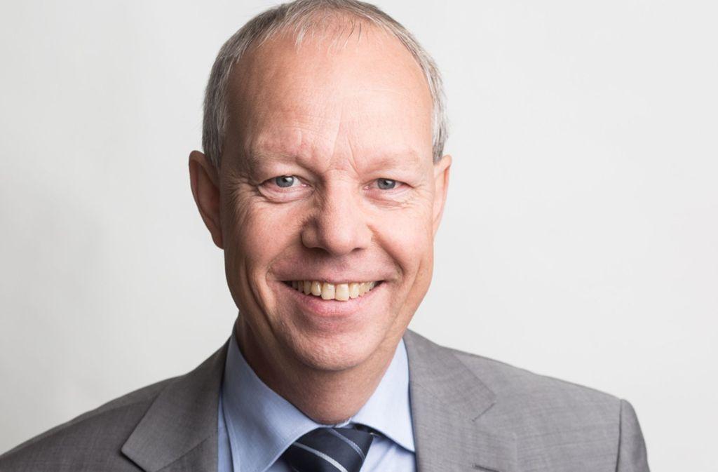 GLS-Chef Thomas Jorberg  fordert ein höheres Tempo beim  Klimaschutz. Foto: GLS-Bank