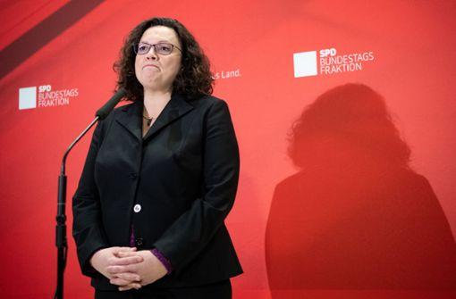 Wer übernimmt jetzt den SPD-Vorsitz?