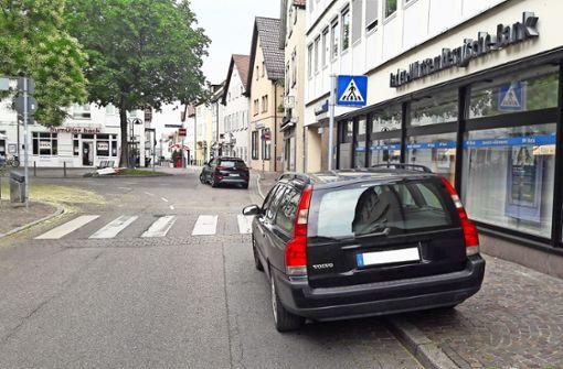 Private Parkplatzsheriffs gefordert