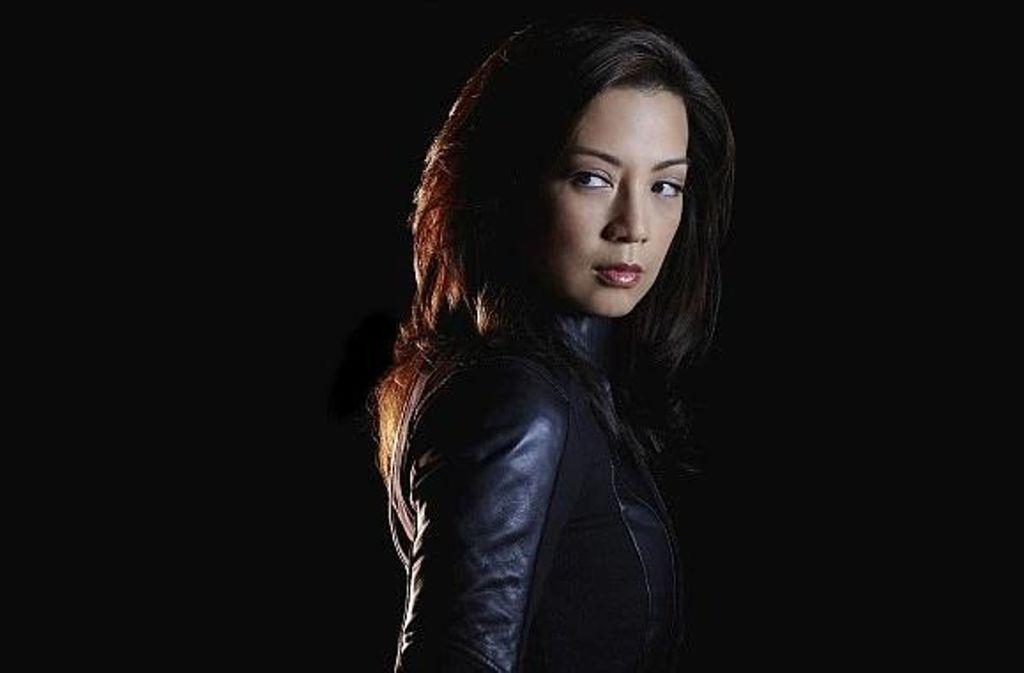 "Ming-Na Weng als Melinda May in der Marvel-Serie ""Agents Of S.H.I.E.L.D."" Foto: ABC"