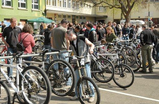 Fahrradbörse, Neubürgertour und Sicherheitstraining
