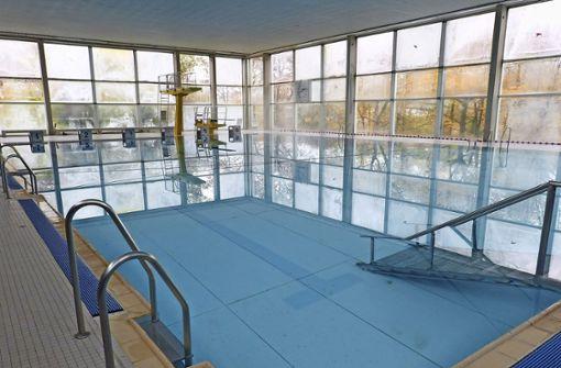 Sportbad erst 2022 fertig