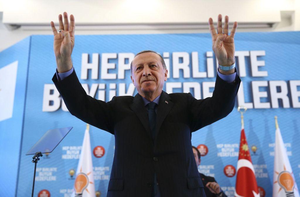 Nach der Festnahme eines US-Konsulatsangestellten in der Türkei haben beide Länder die gegenseitige Visa-Erteilung ausgesetzt. Foto: Presidency Press Service/AP