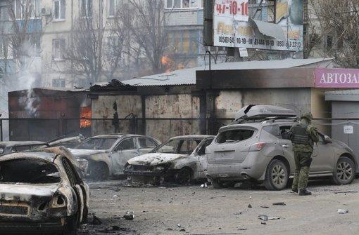 Ukraine ruft Staatstrauer aus