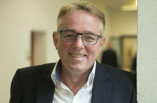 Markus Bott ist neuer Präsident der Sportvereinigung