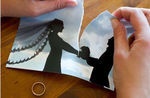 Umfrage: Scheidungsrate könnte durch Pandemie stark ansteigen