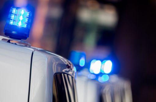 Unbekannter Mann im Gleis löst Polizeieinsatz aus