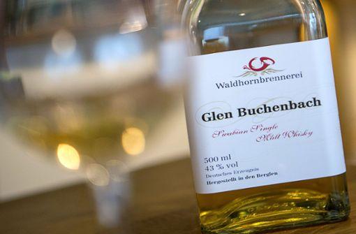 Schwäbischer Whisky darf nicht Glen Buchenbach heißen