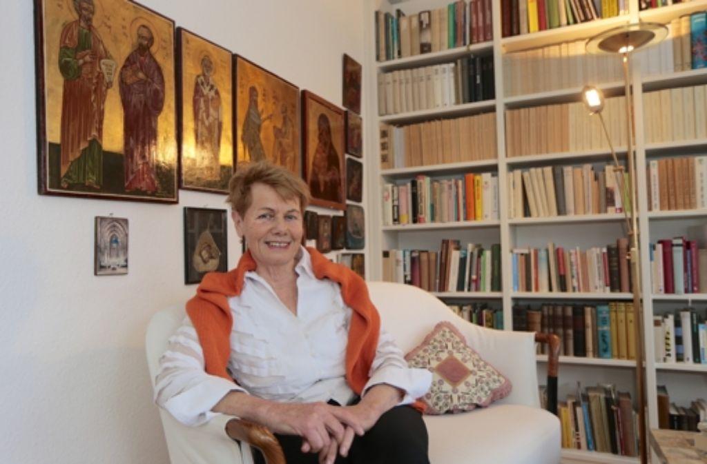 """""""Es lohnt sich"""", wirbt Stadträtin Rosina Kopf für Frauen in der Politik. Foto: factum/Weise"""