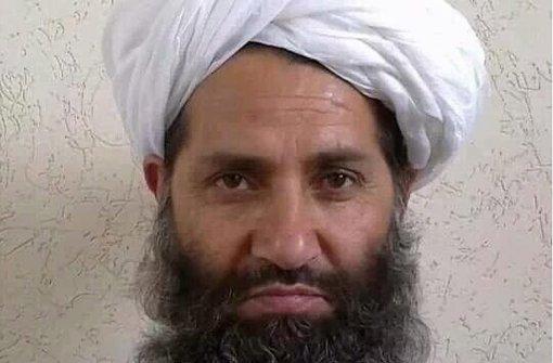 Der neue Taliban-Chef meidet das Rampenlicht