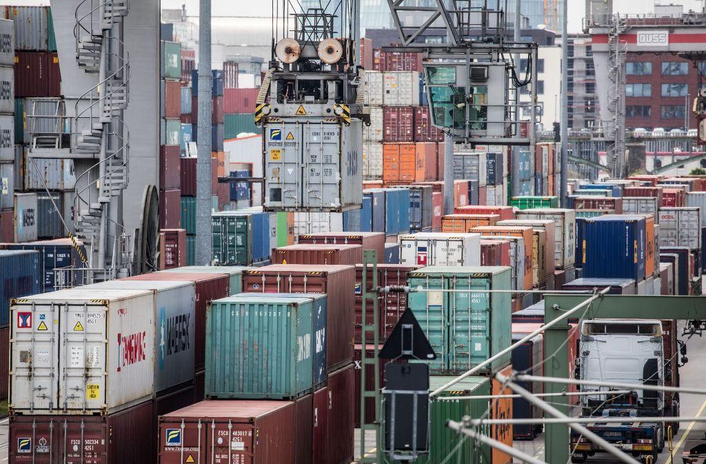 Der deutschen Wirtschaft geht es derzeit gut. Foto: dpa