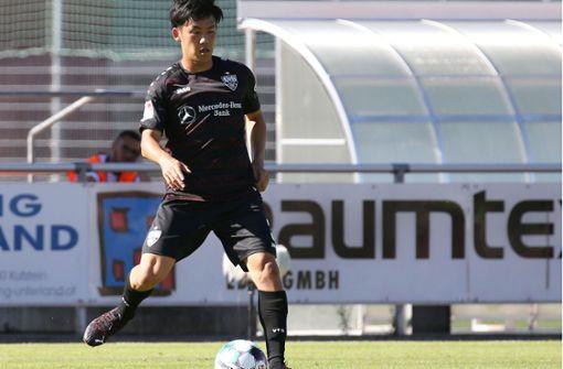 Wataru Endo will mit dem VfB international spielen