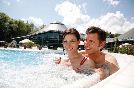 Erleben Sie im Solemar mit Ihrer Gästekarte Plus schöne Stunden voller Entspannung und Wohlbefinden