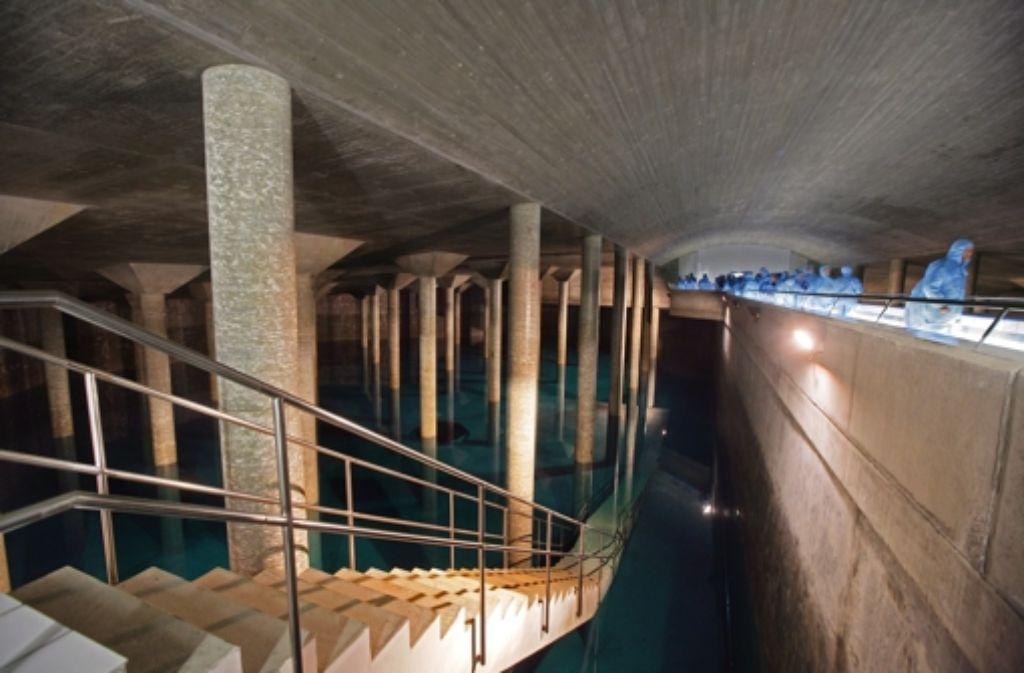 Was sind die Einrichtungen zur Wasserversorgung in Stuttgart wert? Foto: Achim Zweygarth