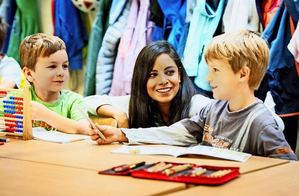Collien Ulmen-Fernandes fragt Kinder nach klaren Männer- und Frauensachen Foto: ZDF