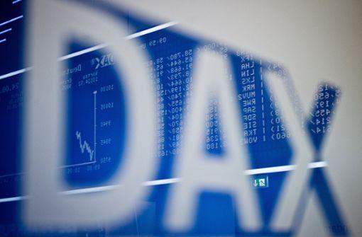 Eurostärke schickt Dax auf Dreizehnmonatstief