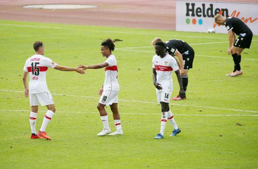 Liveticker zum Nachlesen: VfB gewinnt Test gegen Arminia Bielefeld