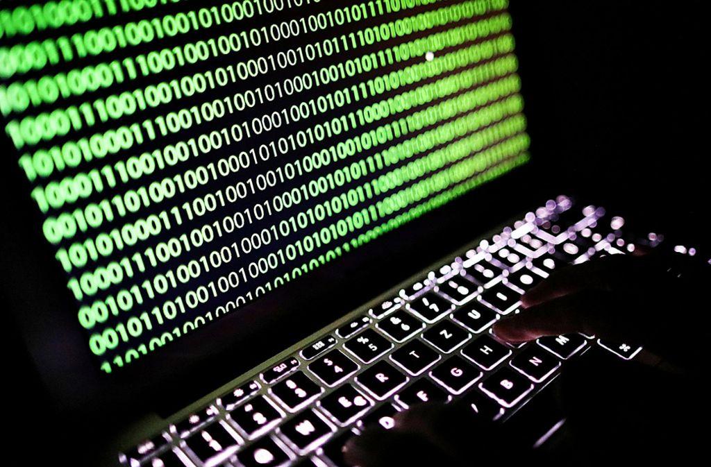 Die Cyberkriminalität nimmt zu – die Gesundheitswirtschaft ist stärker als viele andere betroffen. Foto: dpa