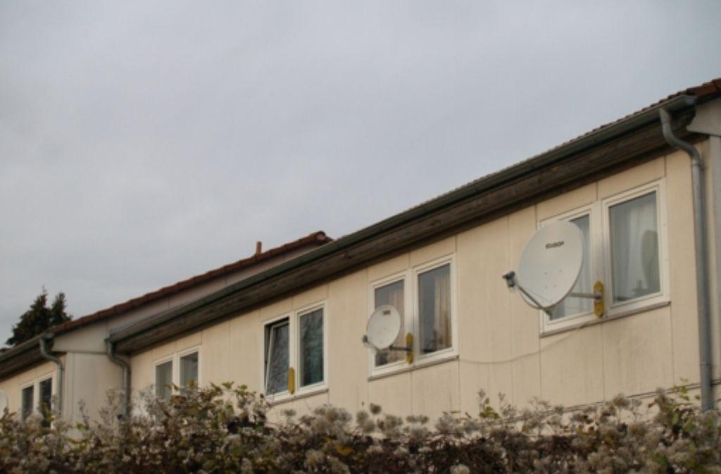 Nach dem Feuer im Asylheim Heumaden wurde eine Ersatzunterkunft in Untertürkheim gefunden. Foto: Rüdiger Ott