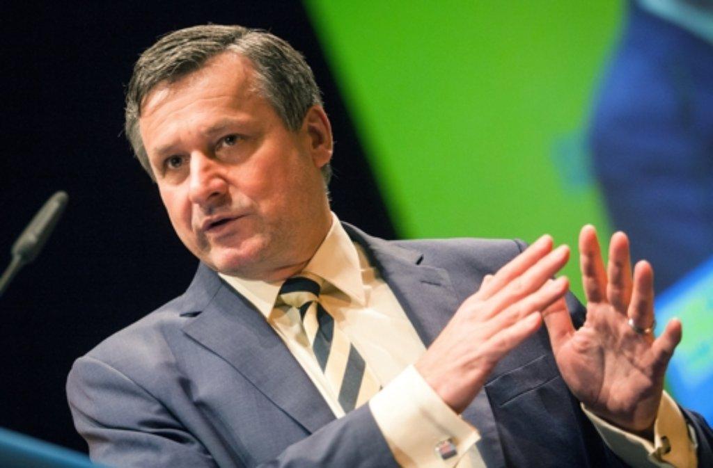 Hans-Ulrich Rülke ist der Spitzenkandidat der FDP für die Landtagswahl in Baden-Württemberg. Foto: dpa