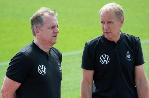 DFB-Psychologe Hans-Dieter Hermann über seine Arbeit mit dem Team