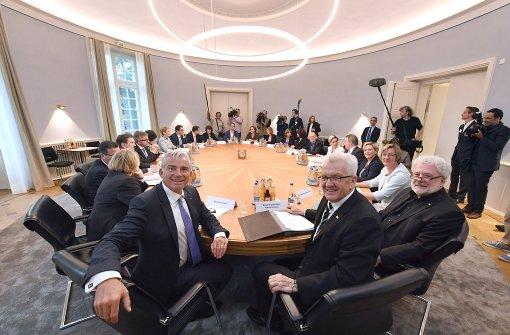 Landtag nickt Super-Staatssekretär ab