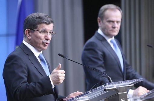 EU-Chefs vertagen Einigung mit Türkei