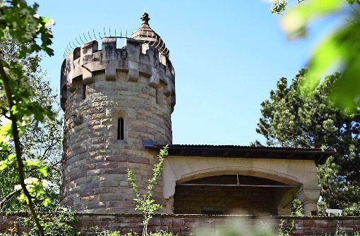 Kriegsbergturm nach 20 Jahren wieder offen