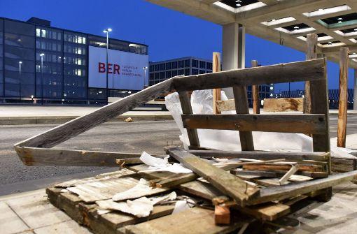 Wieder neue Mängel am Hauptstadtflughafen