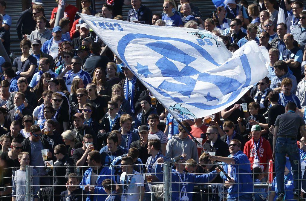 Die Stuttgarter Kickers verzichten in der kommenden Saison auf ihre U23-Mannschaft. (Archivfoto) Foto: Pressefoto Baumann