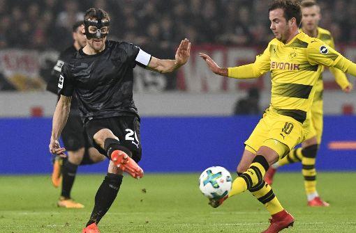 Stuttgart schlägt Borussia Dortmund