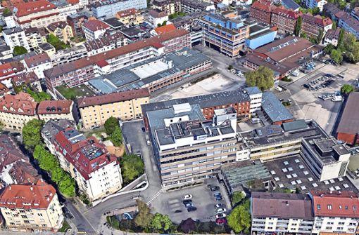Ab Mitte 2021 Abriss im Stöckach-Areal