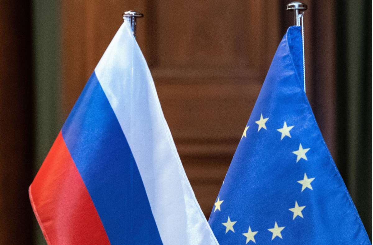 Das Verhältnis zwischen Russland und der EU verschlechtert sich konstant. Foto: dpa/Paul Zinken