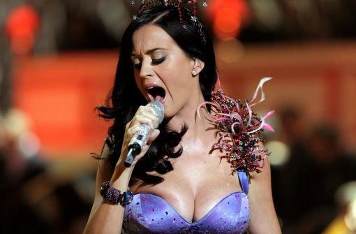 Katy stößt Justin vom Twitter-Thron