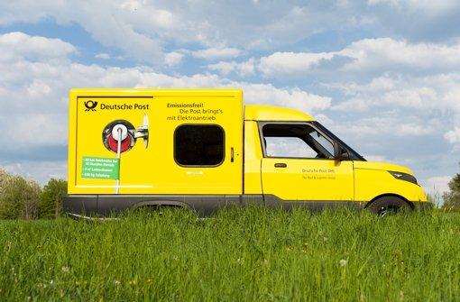 Deutsche Post baut jetzt auch Autos