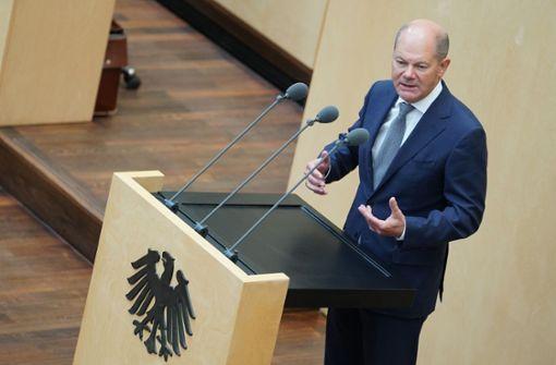 Bund plant Neuverschuldung in Höhe von 96 Milliarden Euro