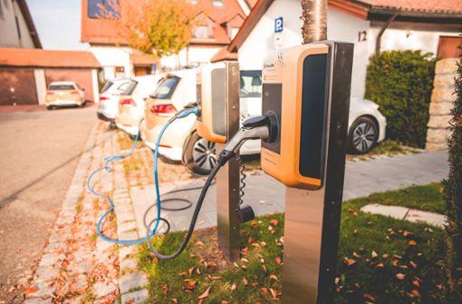 Genug Strom für Millionen Elektroautos