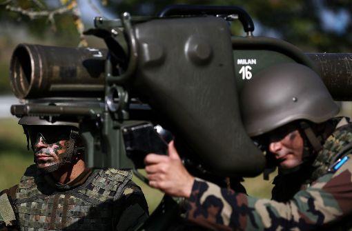 Bundeswehr setzt Ausbildungsmission aus