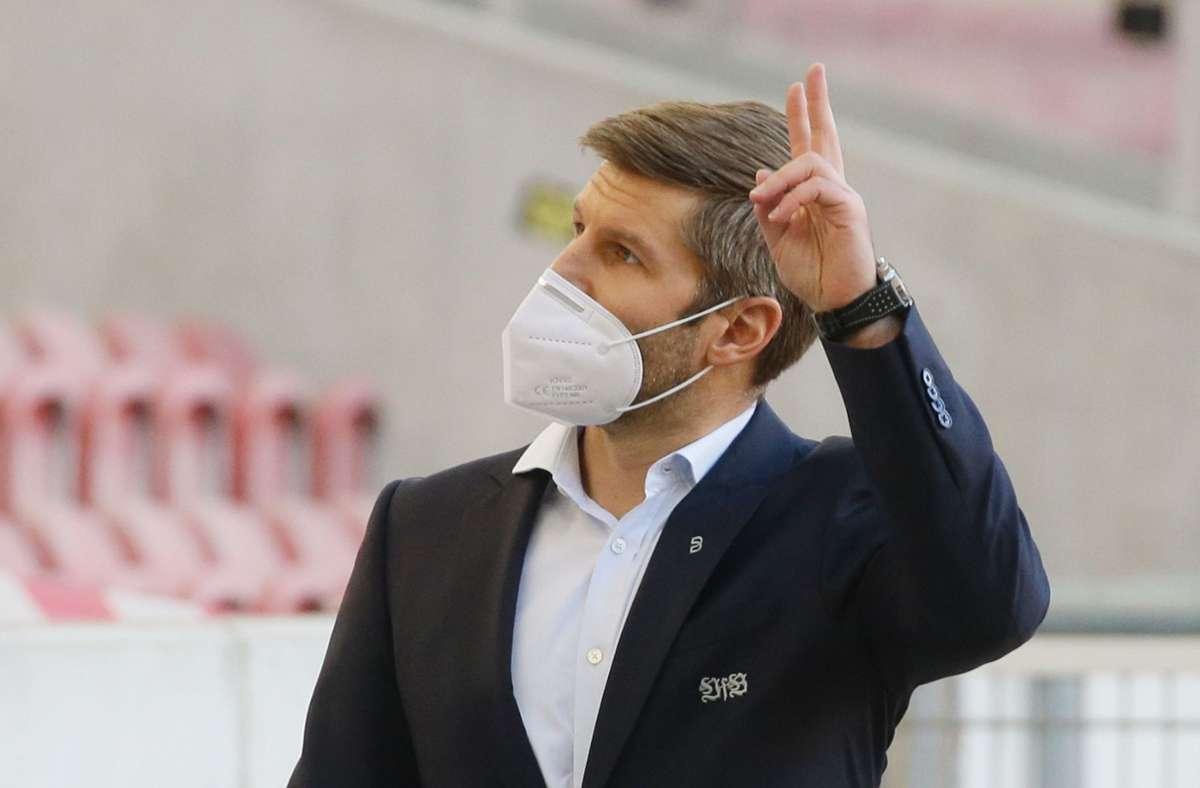 """Thomas Hitzlsperger vom VfB Stuttgart war Gast im ARD-""""Sportschau Thema"""". Foto: Pressefoto Baumann/Hansjürgen Britsch"""