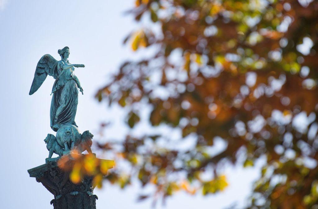 Ein schönes Herbst-Wochenende erwartet die Stuttgarter, bevor es in der kommenden Woche kühler wird. Foto: dpa/Tom Weller