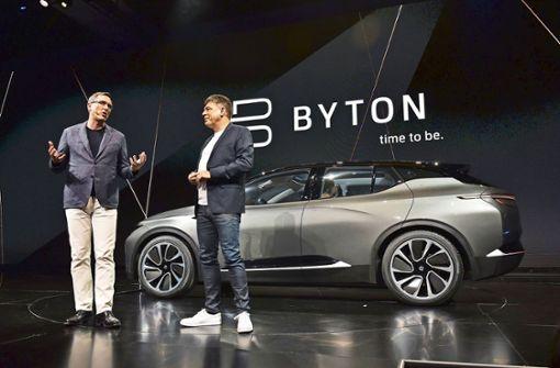 Das Auto wird zum rollenden Smartphone