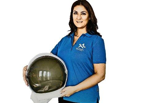 Stuttgarterin will als erste deutsche Frau zur ISS