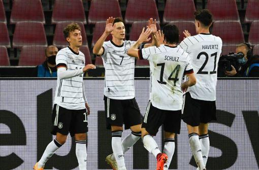 Löws B-Team verspielt dreimal die Führung – die Noten der Spieler